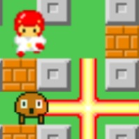 レトロ爆発アクションゲーム「爆弾野郎」
