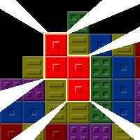 フリックでマッチを作るパズルゲーム|フリック&チェイン