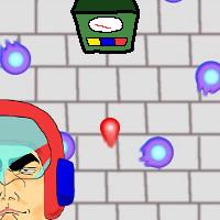 タイミング射的ゲーム「秘密警察ギャボリン第1話」