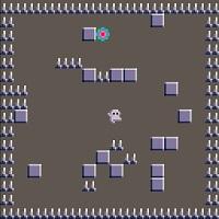 レトロパズルゲーム「ラッシャーボブ」