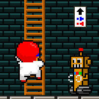 トイレを探すアクションゲーム|トイレへの道2